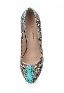 Туфли Shoobootique                                                                                                              многоцветный цвет