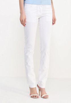 Джинсы Sisley                                                                                                              белый цвет