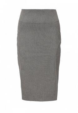 Юбка Sisley                                                                                                              серый цвет