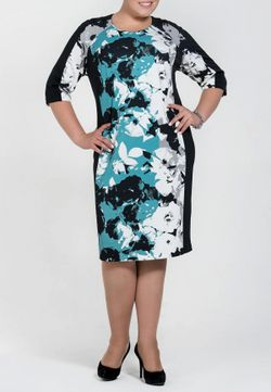 Платье Silver String Silver-String                                                                                                              многоцветный цвет