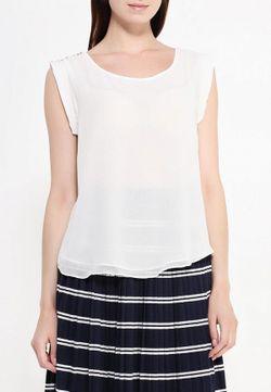 Блуза Silvian Heach                                                                                                              белый цвет