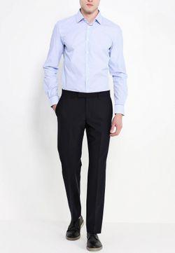 Рубашка s.Oliver Premium                                                                                                              голубой цвет