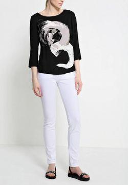Блуза s.Oliver Premium                                                                                                              черный цвет