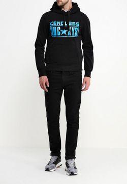 Худи S&J                                                                                                              чёрный цвет