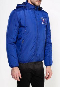 Куртка Утепленная S&J                                                                                                              синий цвет