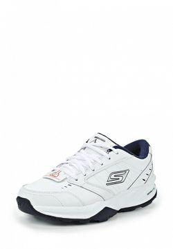 Кроссовки Skechers                                                                                                              белый цвет