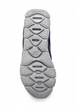 Кроссовки Skechers                                                                                                              синий цвет