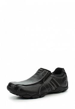Ботинки Skechers                                                                                                              черный цвет