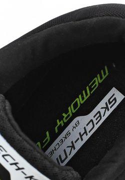 Кроссовки Skechers                                                                                                              чёрный цвет