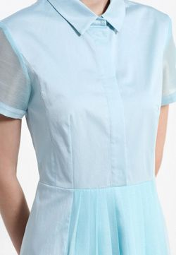 Платье Sonia By Sonia Rykiel                                                                                                              голубой цвет