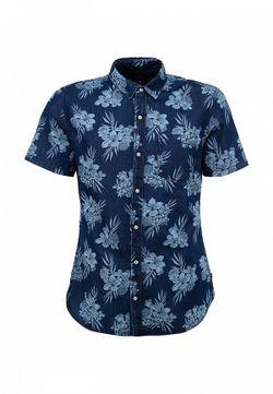 Рубашка s.Oliver Denim                                                                                                              синий цвет