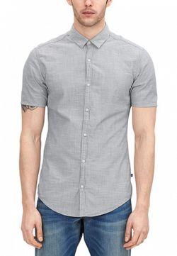 Рубашка s.Oliver Denim                                                                                                              голубой цвет
