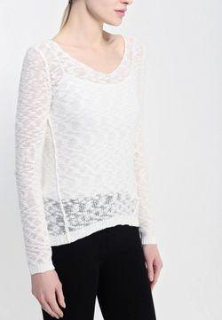 Пуловер s.Oliver Denim                                                                                                              белый цвет