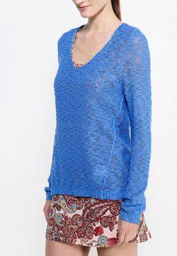 Джемпер s.Oliver Denim                                                                                                              синий цвет