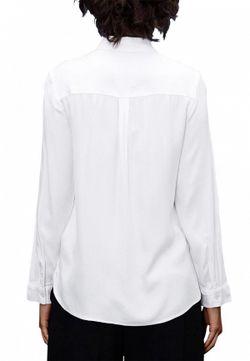 Рубашка s.Oliver Denim                                                                                                              белый цвет