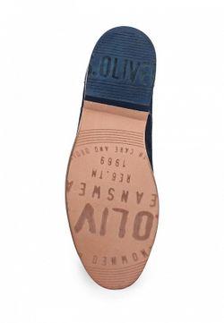 Туфли s.Oliver                                                                                                              синий цвет