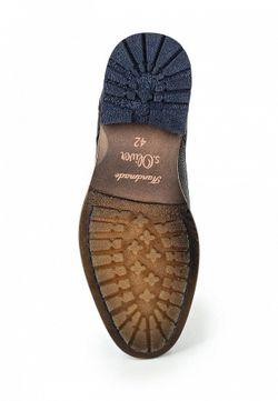 Ботинки s.Oliver                                                                                                              чёрный цвет