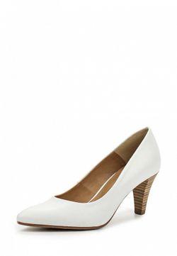 Туфли s.Oliver                                                                                                              белый цвет