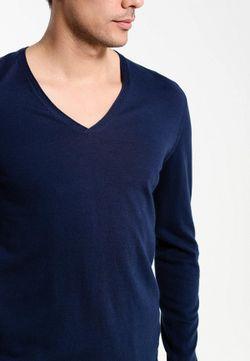 Пуловер s.Oliver                                                                                                              синий цвет