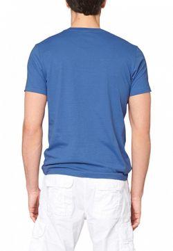 Футболка s.Oliver                                                                                                              синий цвет