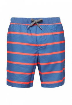 Шорты Для Плавания s.Oliver                                                                                                              синий цвет