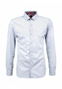 Рубашка s.Oliver                                                                                                              голубой цвет