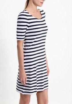 Платье s.Oliver                                                                                                              многоцветный цвет