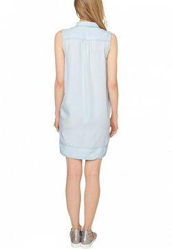 Платье s.Oliver                                                                                                              голубой цвет