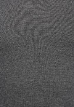 Джемпер Solid                                                                                                              серый цвет