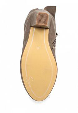 Сапоги Spurr                                                                                                              коричневый цвет
