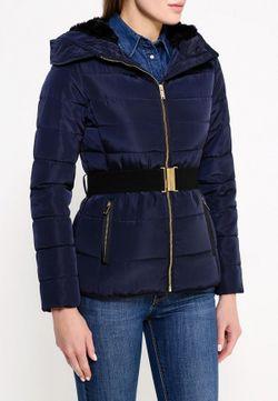 Куртка Утепленная Springfield                                                                                                              синий цвет