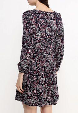 Платье Springfield                                                                                                              многоцветный цвет