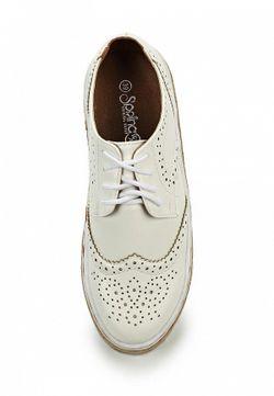 Ботинки Springway Spring Way                                                                                                              белый цвет