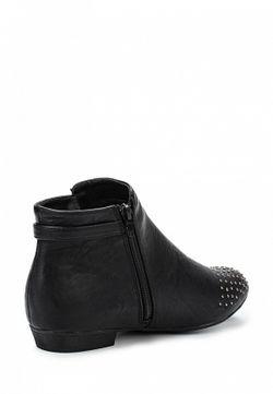 Ботинки Spot On                                                                                                              черный цвет