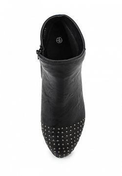 Ботинки Spot On                                                                                                              чёрный цвет