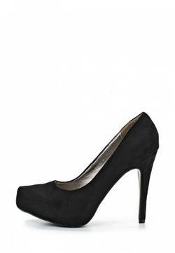 Туфли Spot On                                                                                                              чёрный цвет