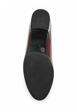 Туфли Спартак                                                                                                              красный цвет