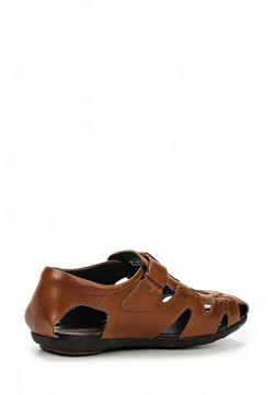 Сандалии Spur                                                                                                              коричневый цвет