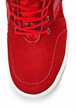 Дутики Spur                                                                                                              красный цвет