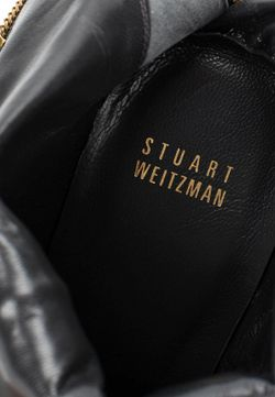 Ботильоны Stuart Weitzman                                                                                                              черный цвет