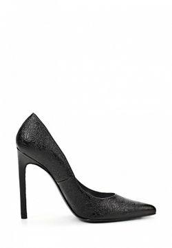 Туфли Stuart Weitzman                                                                                                              чёрный цвет