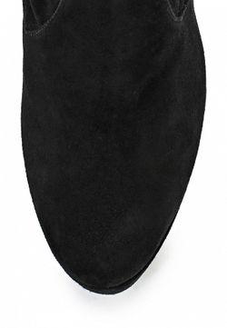 Ботфорты Stuart Weitzman                                                                                                              черный цвет