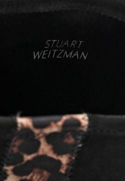 Ботфорты Stuart Weitzman                                                                                                              чёрный цвет