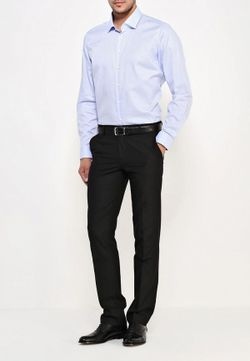 Рубашка Strellson                                                                                                              голубой цвет