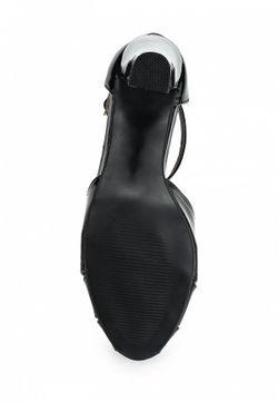 Босоножки Stephan                                                                                                              черный цвет