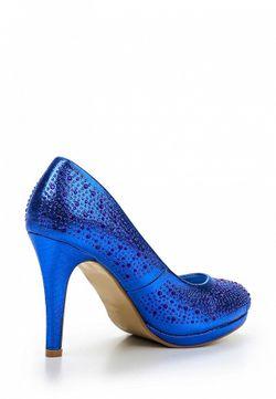 Туфли Stephan                                                                                                              синий цвет