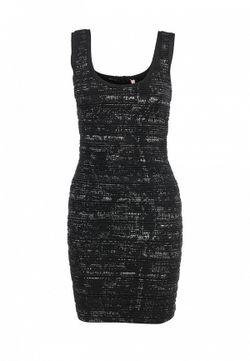 Платье Sweewe                                                                                                              черный цвет