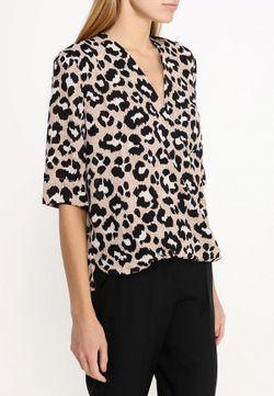 Блуза Sweewe                                                                                                              бежевый цвет