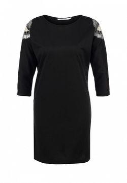 Платье Sweewe                                                                                                              чёрный цвет