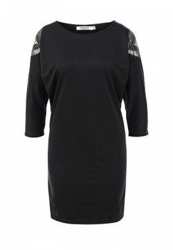 Платье Sweewe                                                                                                              серый цвет